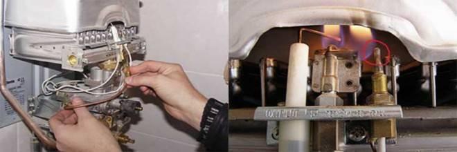 Почему тухнет газовый котел - причины и способы их устранения