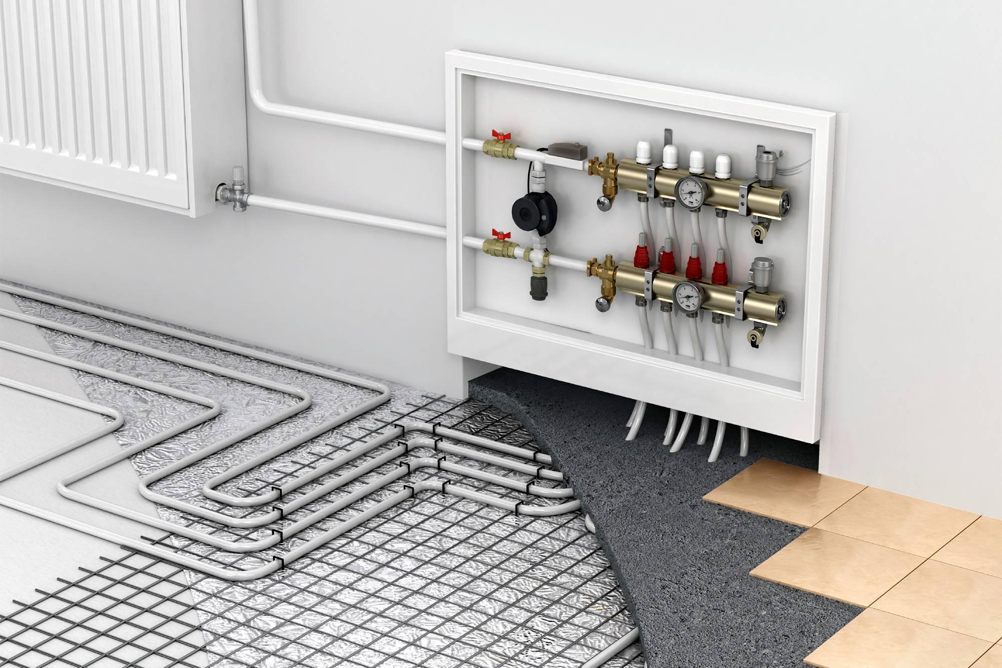 Электрическое отопление частного дома – основные виды, технология монтажа