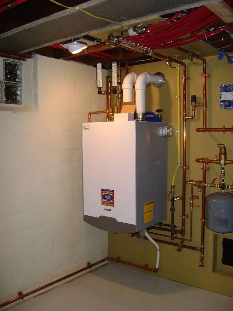 Газовый конденсационный котел: как работает, преимущества и недостатки