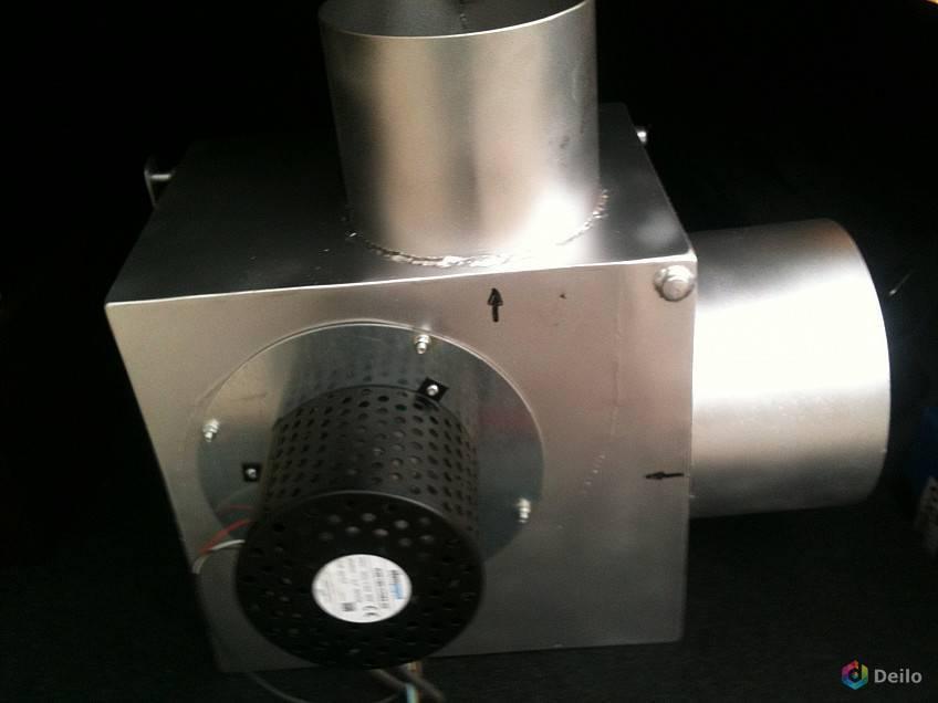 Дымосос для твердотопливного котла: принцип работы и преимущества агрегата