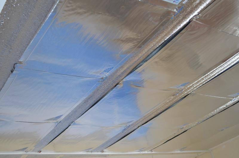 Пленочный инфракрасный обогреватель на потолок