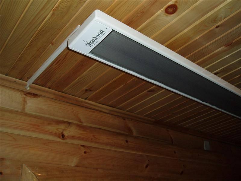 Как установить электрообогреватели: карбоновый и потолочный обогреватель, длинноволновый эколайн, фото- видео- инструкция
