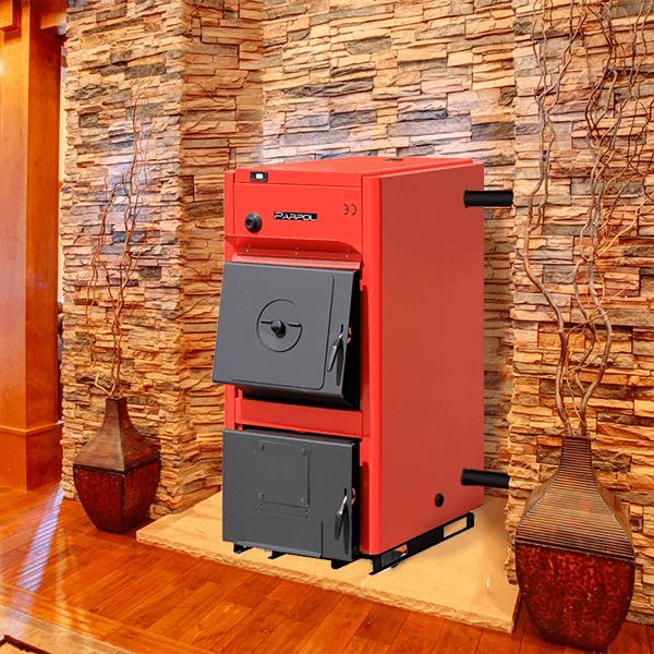 Отопительный котел на дровах и электричестве - всё об отоплении и кондиционировании