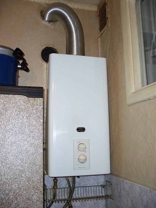 Как выбрать проточный газовый водонагреватель — виды и модели