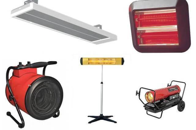 Обогреватели для гаража: виды, как выбрать, какой лучше и почему