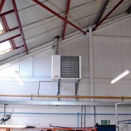 Как использовать котел воздушного отопления – варианты обогрева теплым воздухом