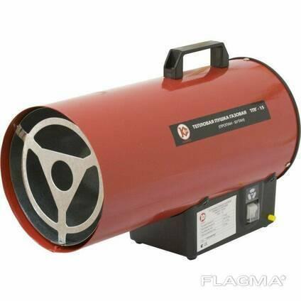 Газовая пушка - как правильно выбрать для обогрева жилых помещений или гаража