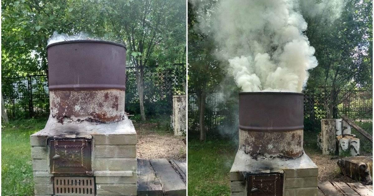 Как сжечь мусор на участке – все по закону! что можно а что нельзя?   своими руками – как сделать самому
