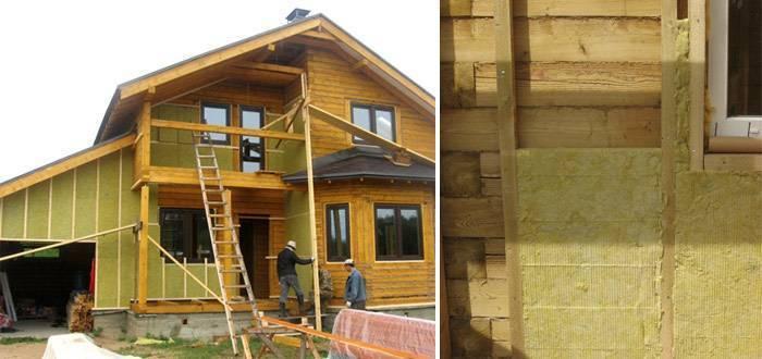Обязательно ли обшивать деревянный дом отделочными материалами