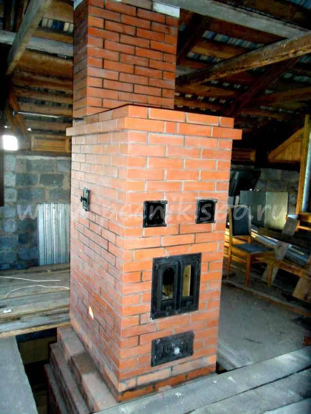 Схема отопления двухэтажного дома с радиаторами и теплым полом