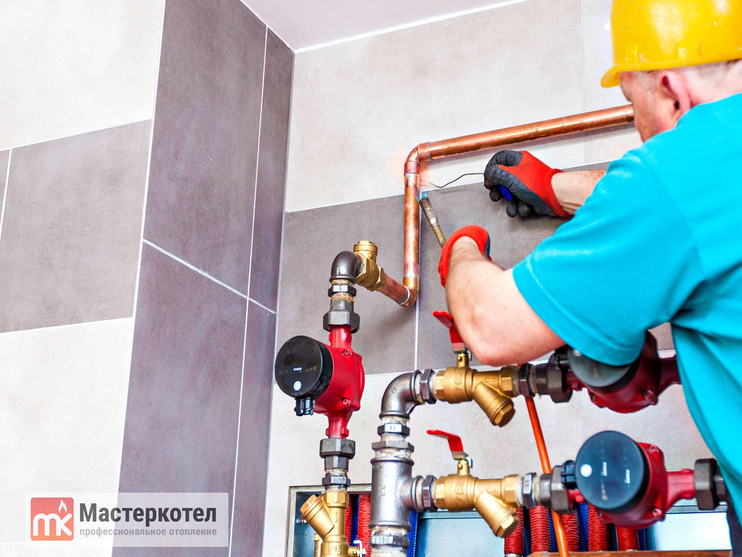 Опрессовка отопления - неотъемлемый элемент пусконаладочных работ.