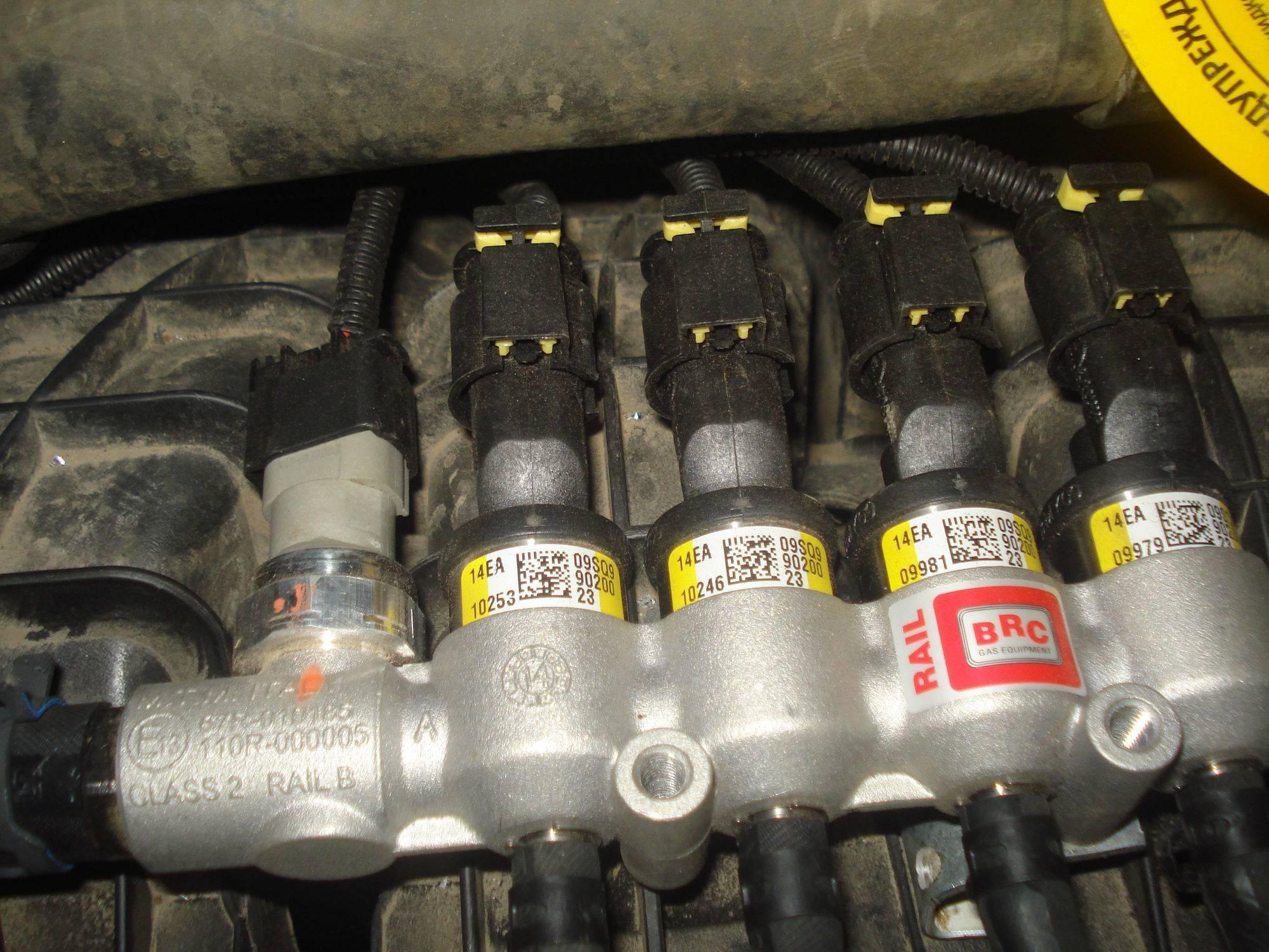 Обзор газовых форсунок для установщиков