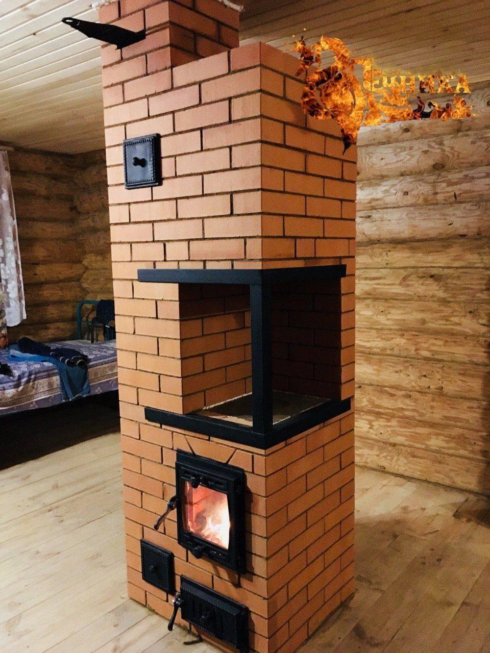 Кирпичная печь для дачи своими руками 38 фото видео-инструкция по монтажу, особенности простых, небольших печек, фото