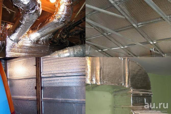 Применение отражающей теплоизоляции для пола, стен, бани и советы к монтажу