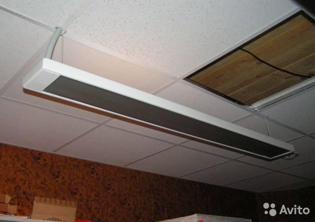 ✅ ик обогреватель потолочный с терморегулятором эколайн: инфракрасный потолок - 1msk.su
