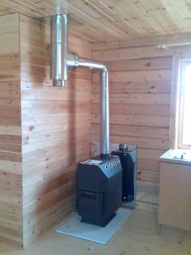 Печное отопление – стильные идеи создания домашнего уюта и комфорта (110 фото)