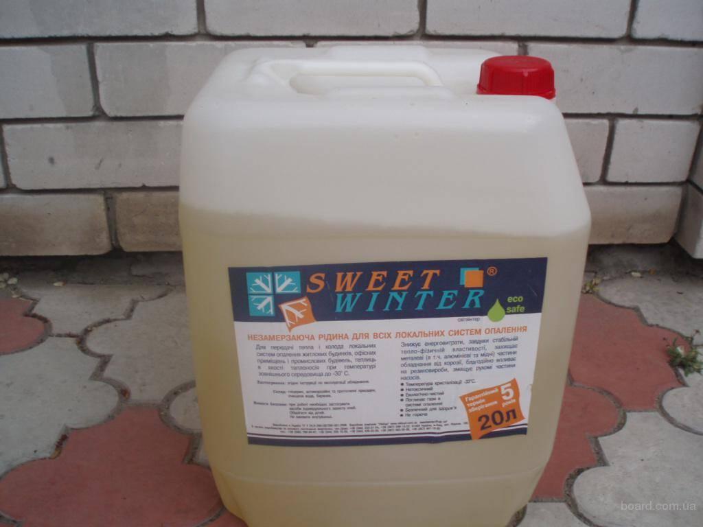 Незамерзающая жидкость для системы отопления: незамерзайка для котлов и батарей частного дома, какие жидкости заливать, теплый дом