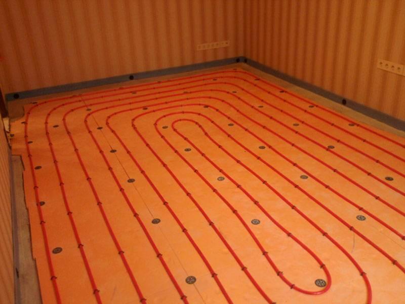 Утеплитель под теплый пол: тонкости подбора и монтажа идеального материала
