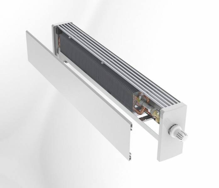 Водяные конвекторы отопления: батареи и радиаторы, типы конвекционных и стальных