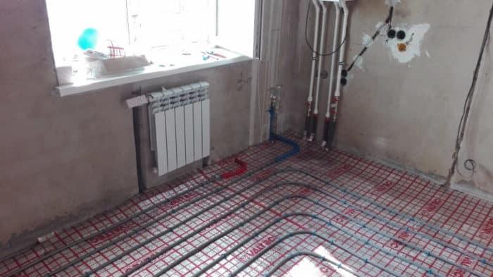 Оплата отопления в отсутствие радиаторов — audit-it.ru