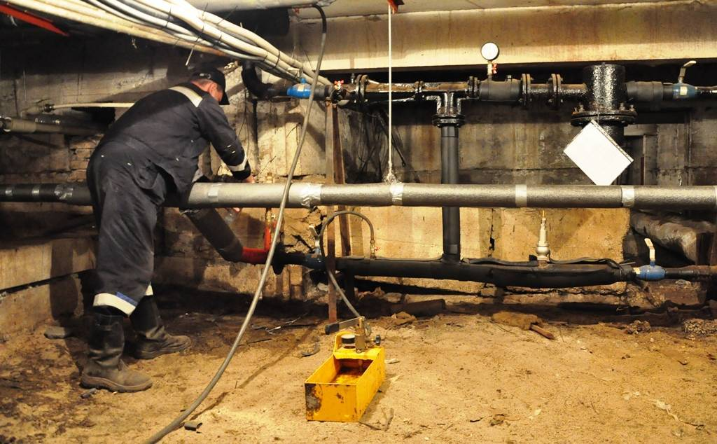 Подготовка теплового пункта к отопительному сезону – услуги эксплуатации зданий