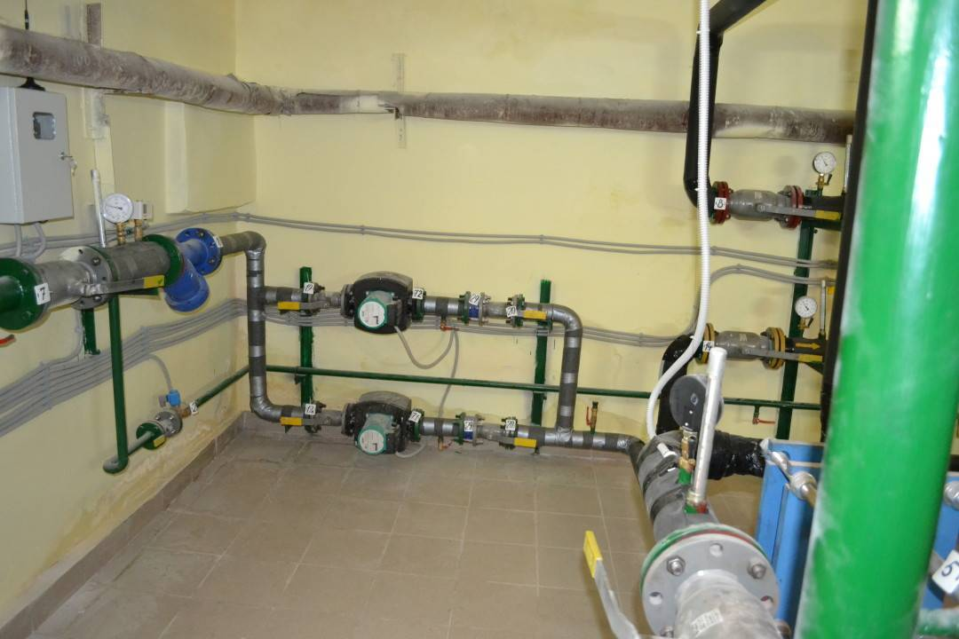 Как работает погодозависимая автоматика систем отопления