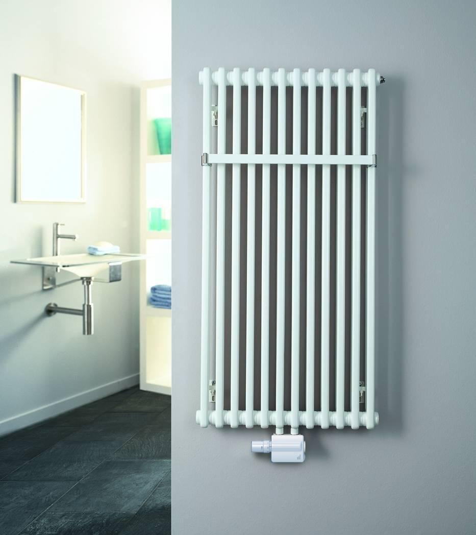 Нижнее подключение радиаторов отопления