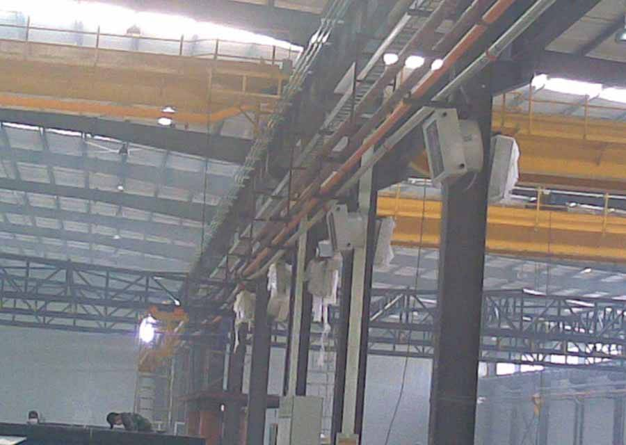 Расчет мощности системы отопления и объема вентиляции производственного здания. курсовая работа (т). строительство. 2013-02-21