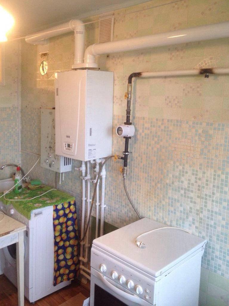 Установка индивидуального отопления в квартире - remontzhilya.ru