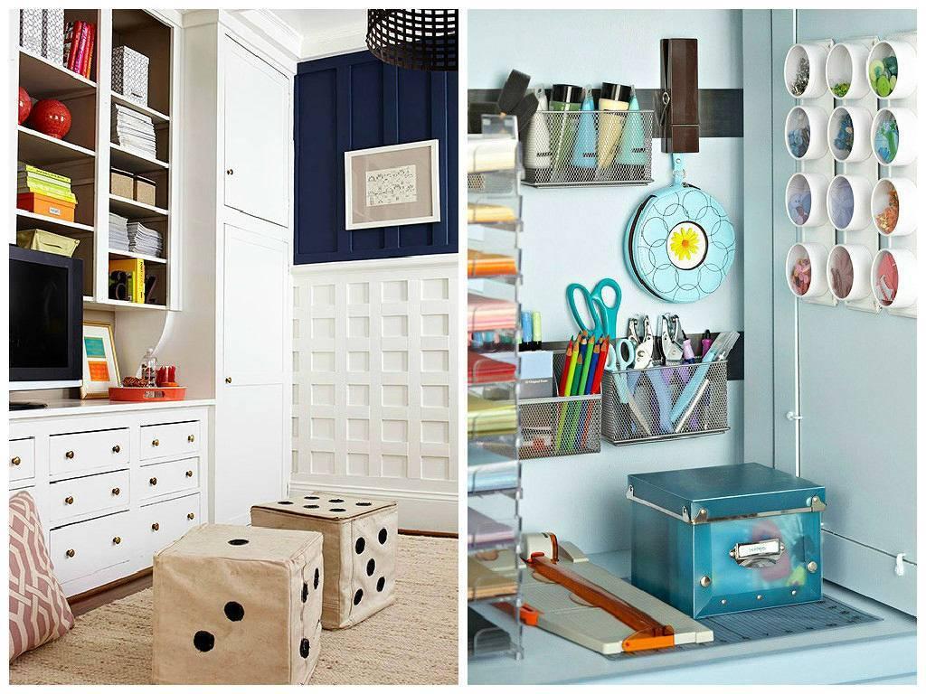 10 лучших идей хранения вещей в маленькой квартире