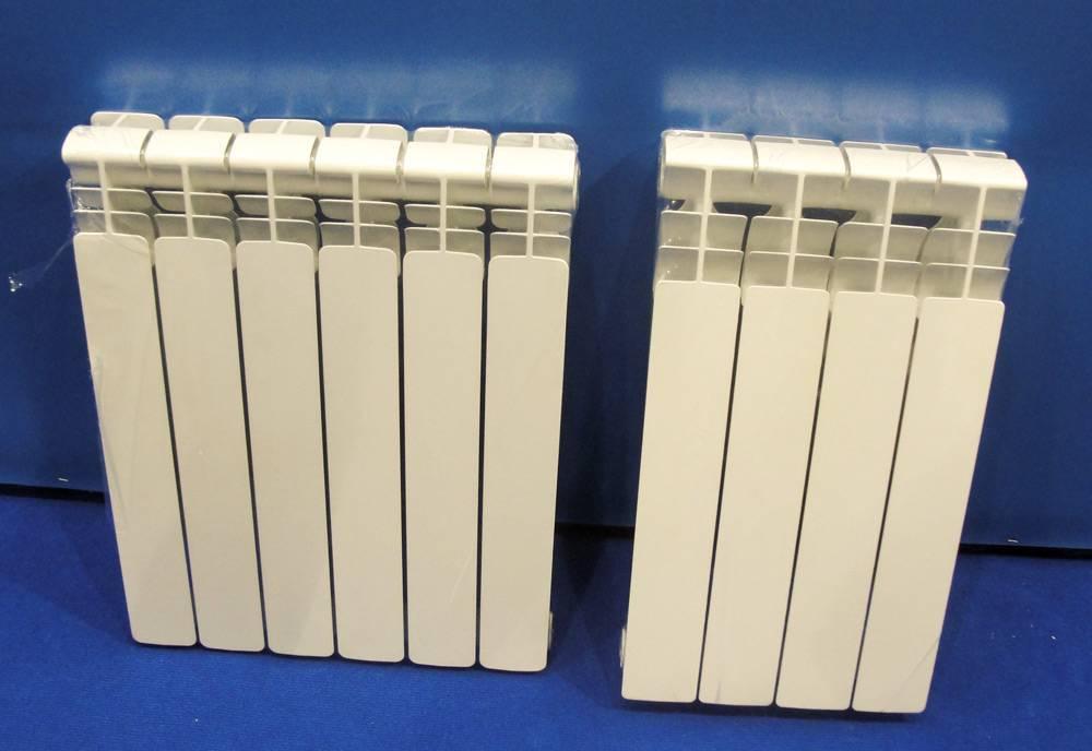 Как соединить секции биметаллического радиатора? - отопление и водоснабжение от а до я