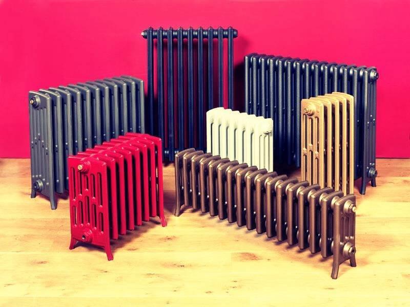 Современные чугунные батареи отопления – характеристики, преимущества, правила подключения
