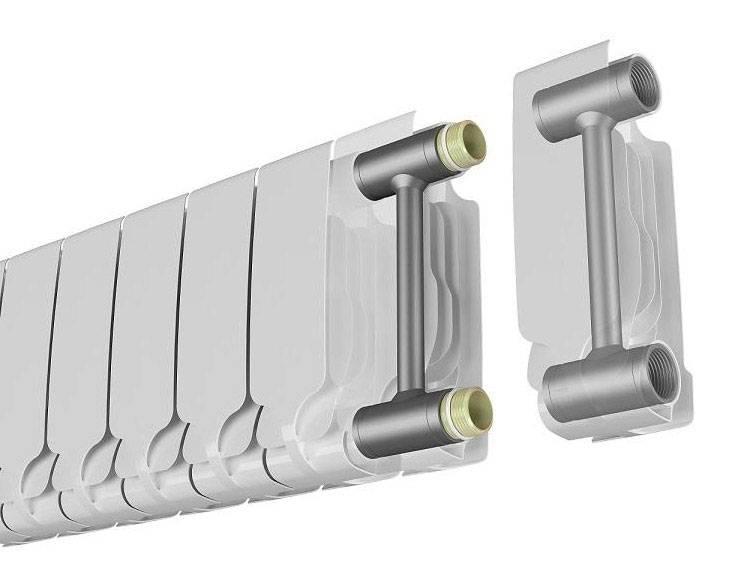 Какие радиаторы выбрать для отопления: биметаллические или алюминиевые