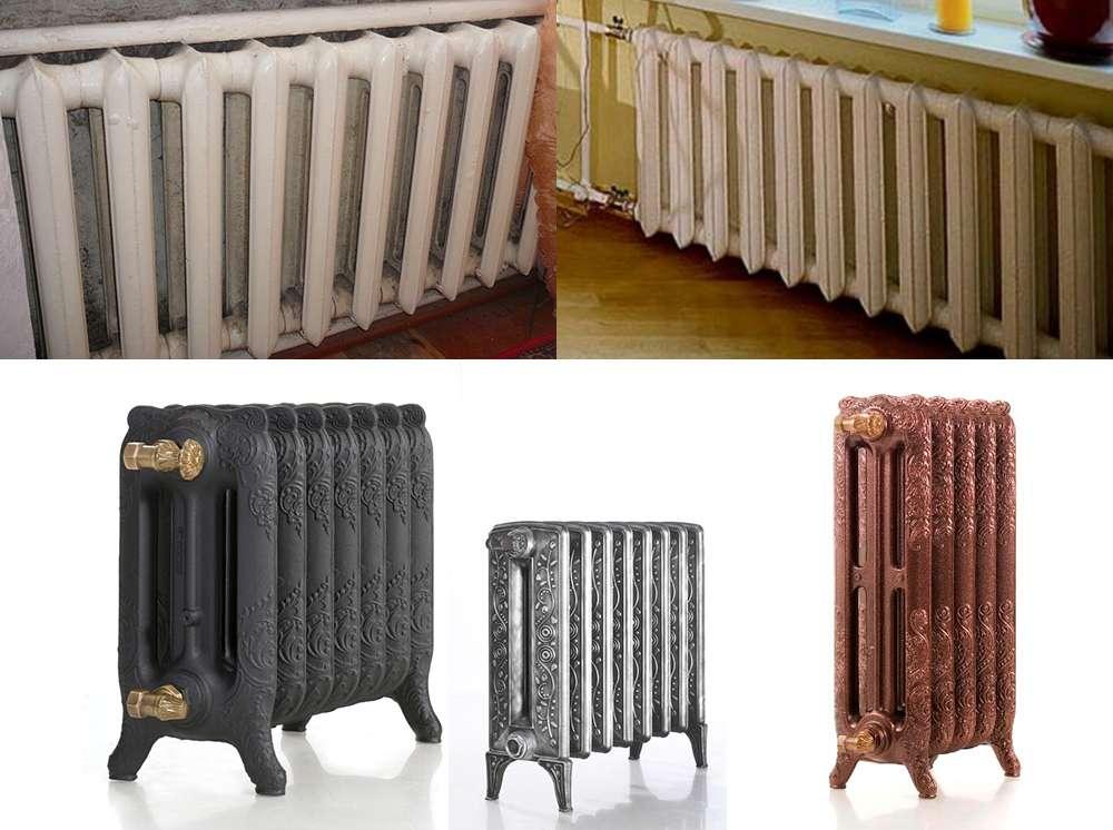 Чугунные радиаторы отопления: виды, характеристики, таблица теплоотдачи, срок службы, монтаж