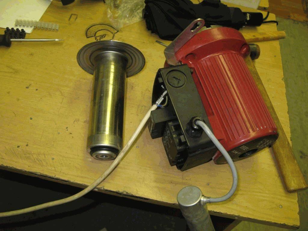 Насос циркуляционный для отопления ремонт своими руками: как разобрать и починить устройство