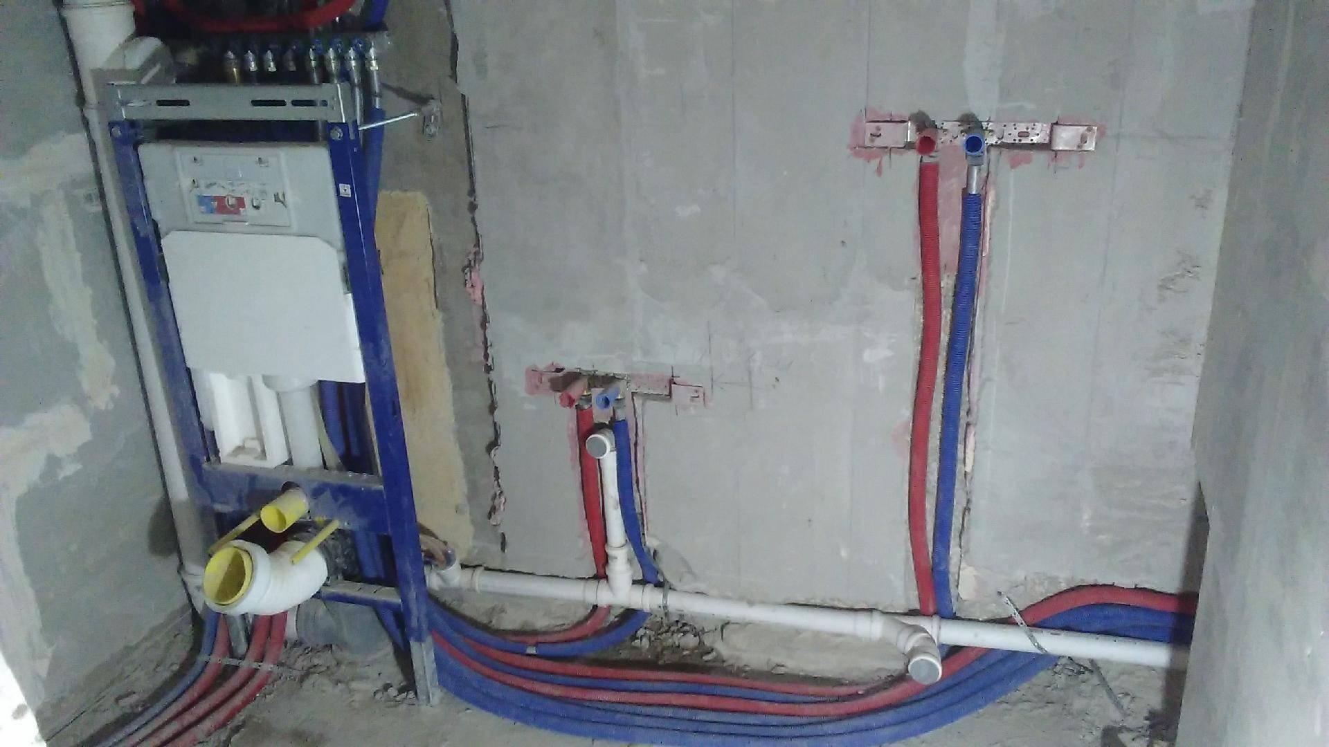 Технология монтажа и диаметр труб для отопления