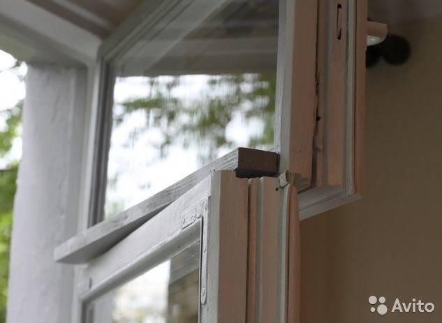 Ремонт деревянных окон: правильная последовательность выполнения работ
