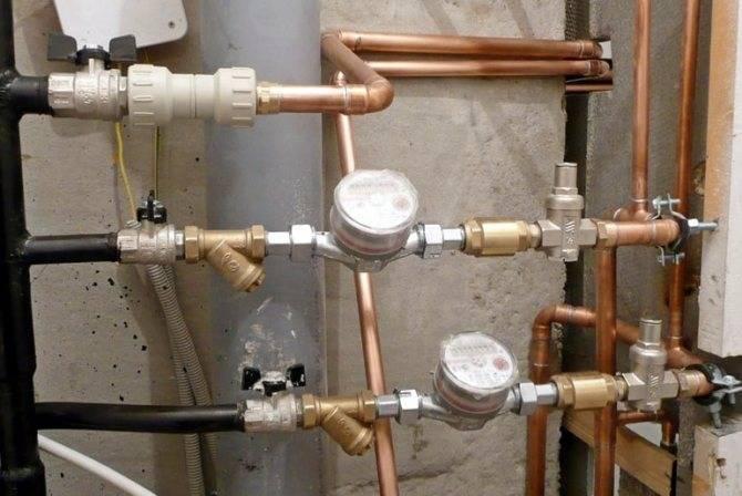 Выбор труб для отопления