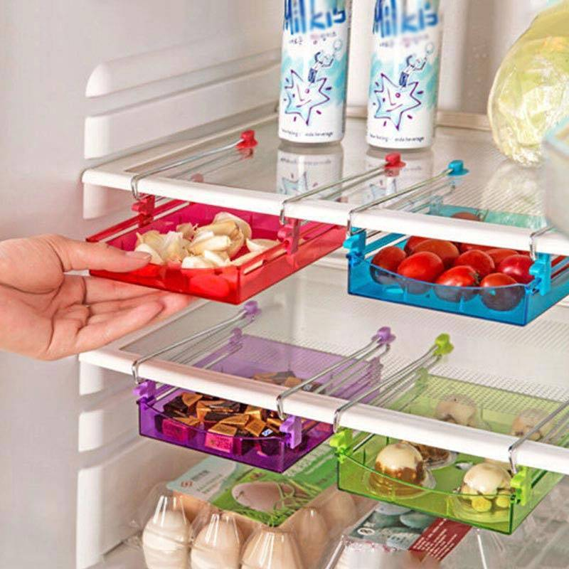 Как правильно размещать и хранить продукты в холодильнике