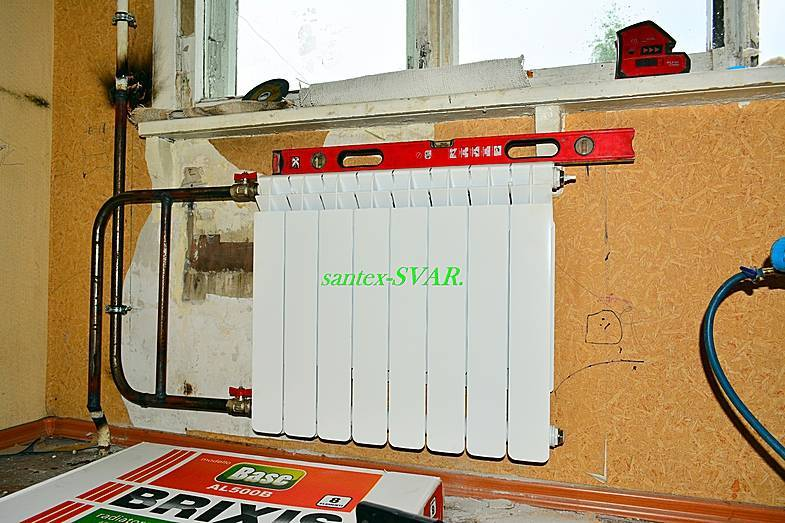 Замена стояка отопления в квартире: особенности процесса