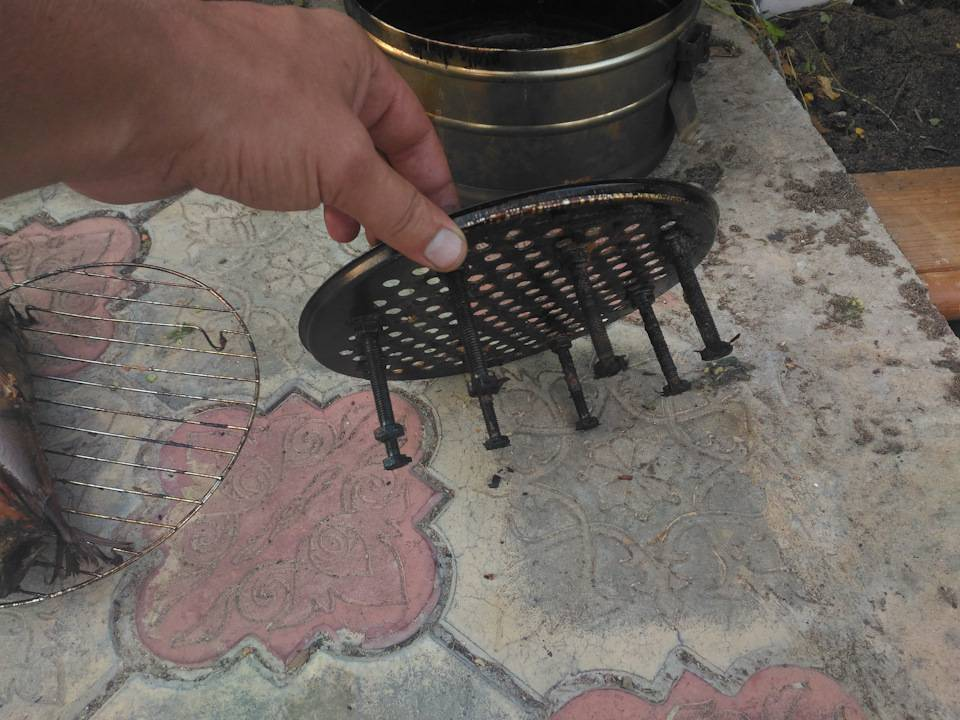 Коптильня из бикса медицинского: материалы и инструкция по изготовлению