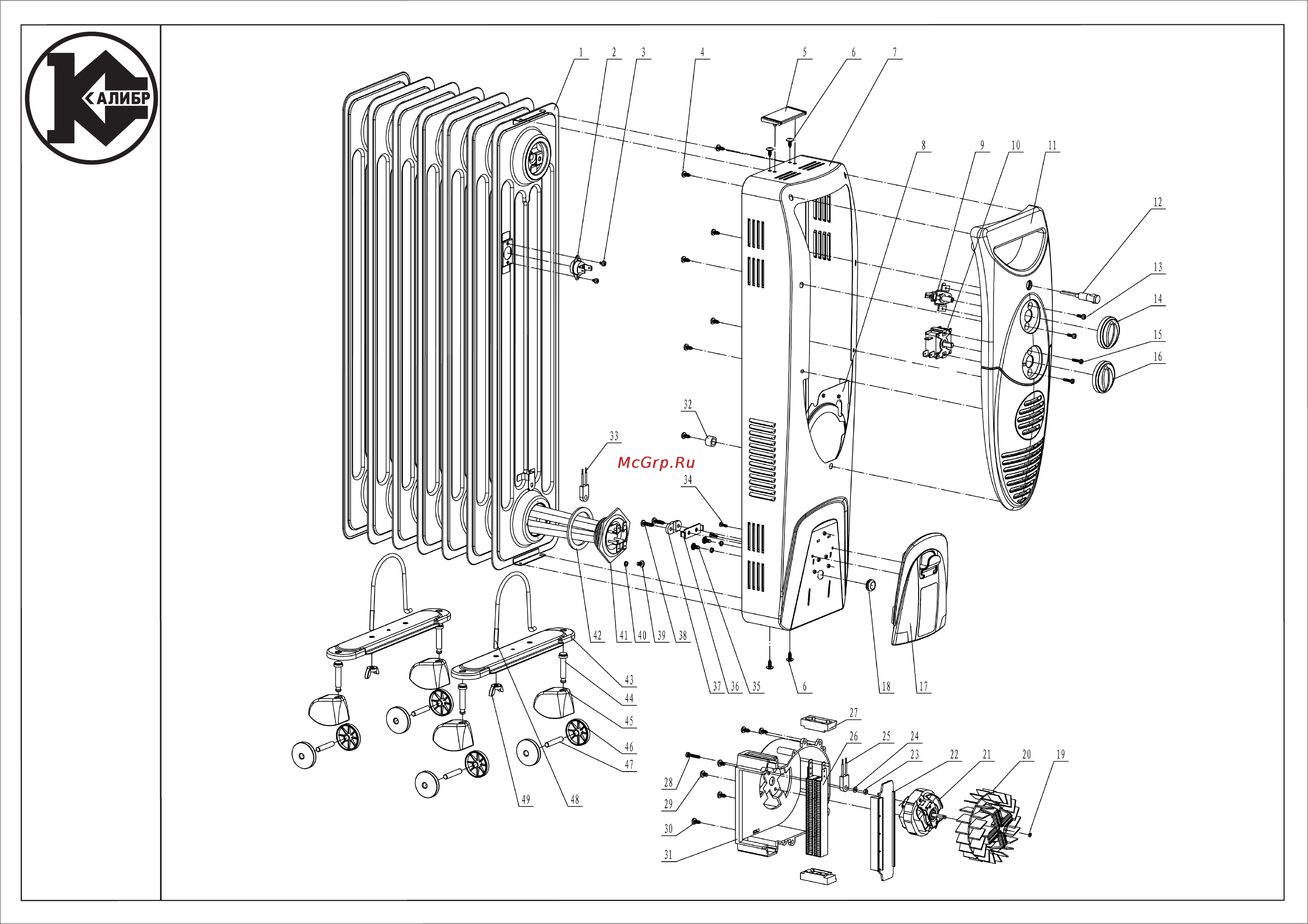 Как разобрать и отремонтировать масляный обогреватель. тепловентилятор не греет – как починить? как заменить тэн в масляном обогревателе