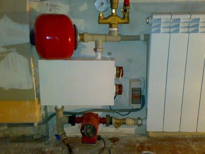 Электрокотел для отопления дома своими руками: чертежи, описание