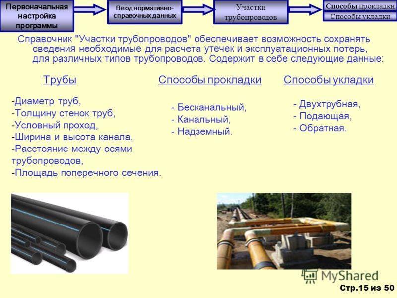 Все про стальные трубы: обзор технических характеристик и монтажных нюансов