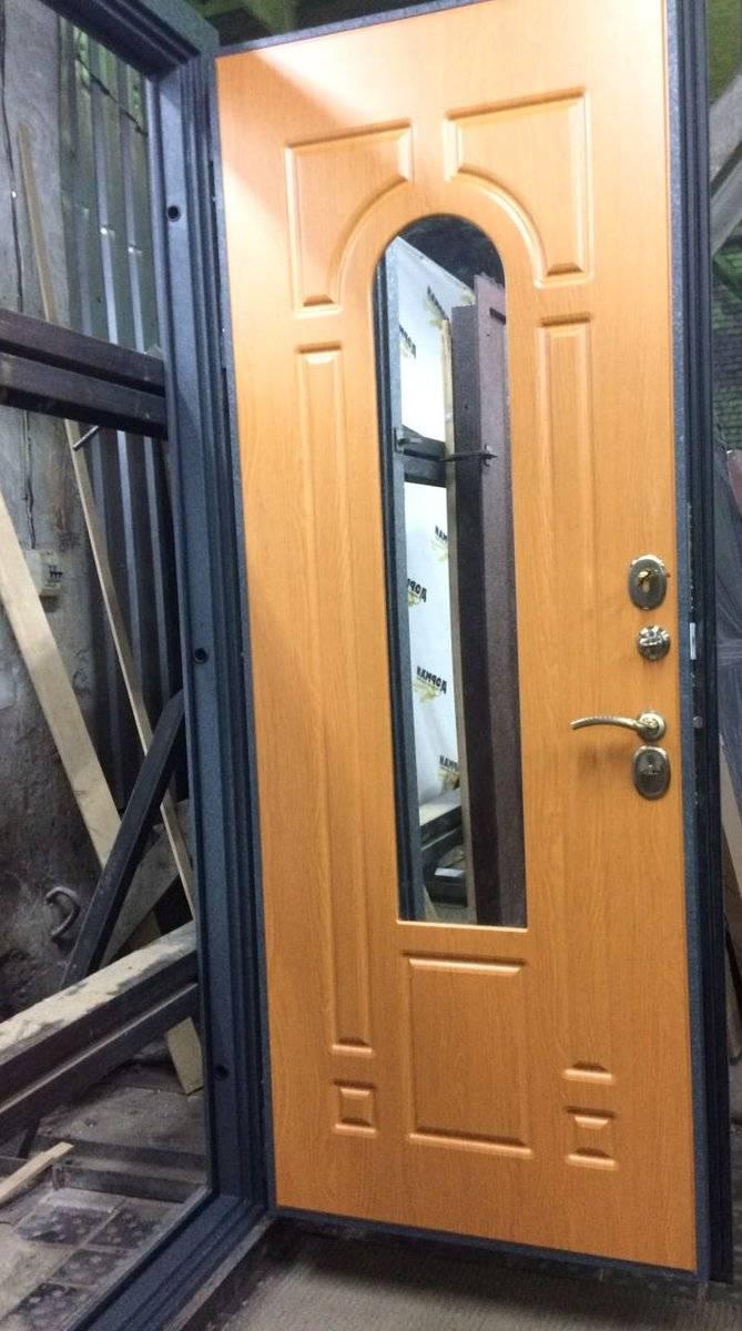 Размер дверей входных — читаем во всех подробностях