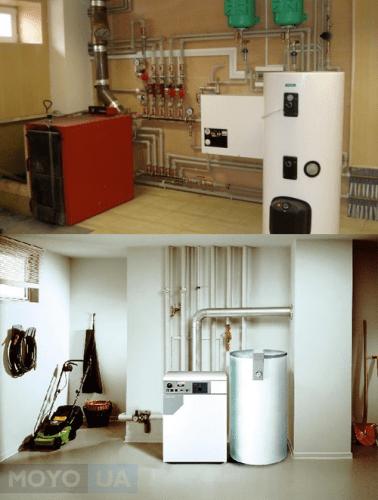 Выбор котла отопления для дома