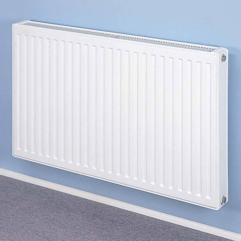 Стальные панельные радиаторы. конструкция, преимущества и недостатки
