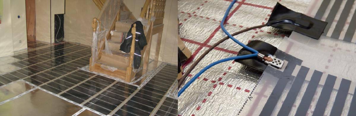 Какой теплый пол лучше выбрать - электрический или водяной, кабельный или инфракрасный + видео