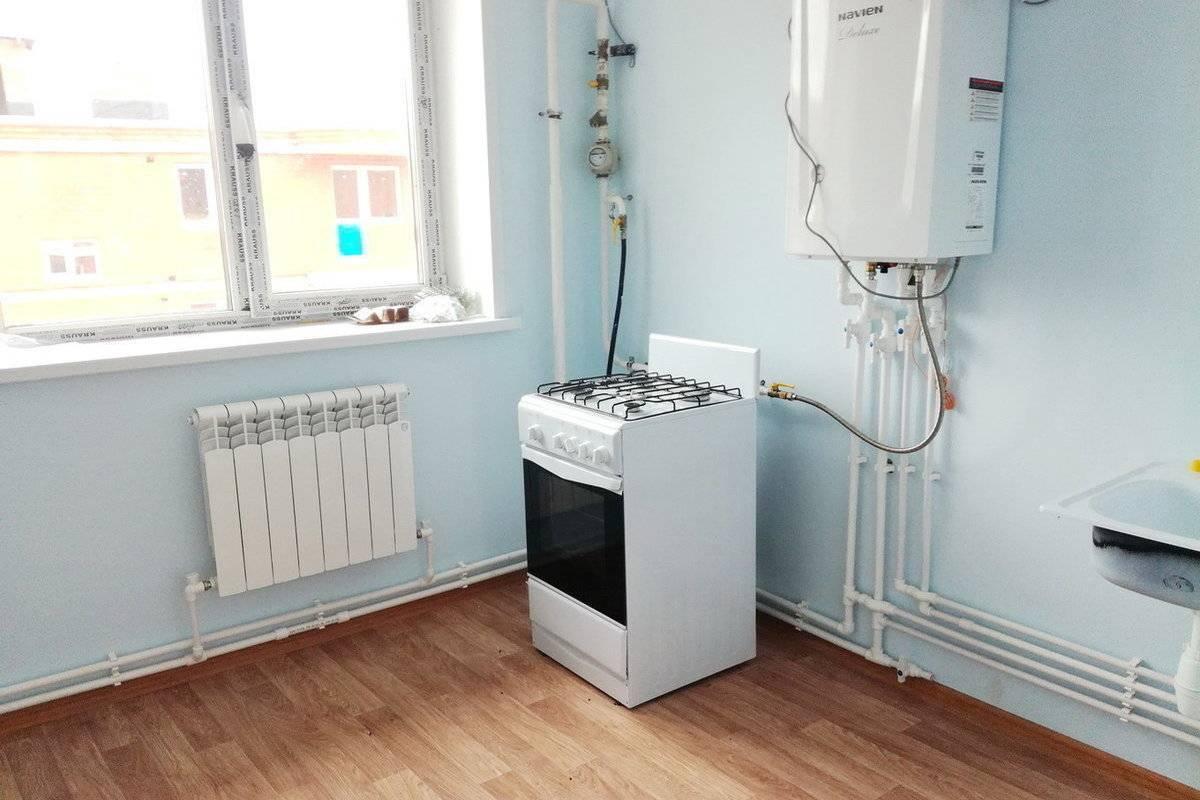 Установка газового котла в квартире многоквартирного дома: можно ли поставить котел вместо центрального отопления