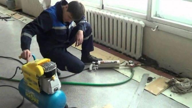 Как промыть старые чугунные батареи отопления? - отопление и водоснабжение от а до я